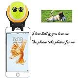 E-PLG Manche Pour Selfie Sur Smartphone Pour Animal de Compagnie, Dressage d'agilité Pour Animal de Compagnie - Jouet Pour Animal de Compagnie (Couleur de la manche : bleu)