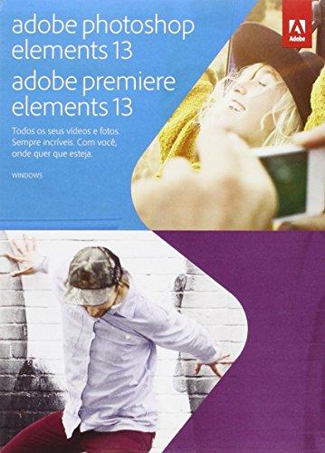 ADOBE PHSP & PREM Elements V13 Win (PT) Pt Adobe