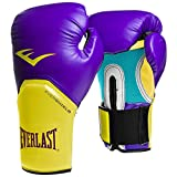 Everlast Men's Pro Style Elite Training Boxing Gloves - Purple, 14 oz - Everlast - amazon.co.uk