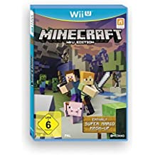Nintendo Minecraft Wii U Edition incl. Super Mario Mash-Up by Nintendo