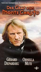 Der Graf von Monte Christo (Teil 1+2/3+4) [VHS]