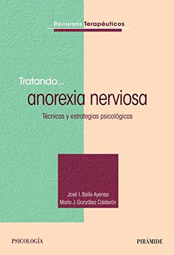 Tratando... Anorexia nerviosa (Psicología)