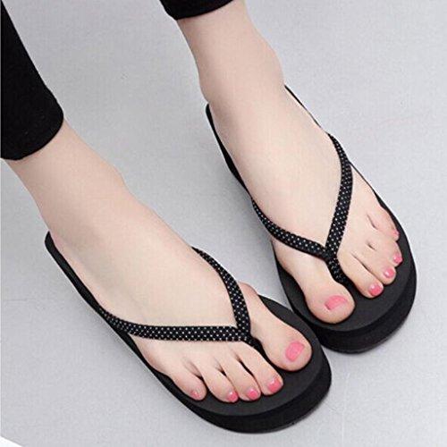 Sandali da donna da Sandali unisex - adulto,Nero, marrone, blu scuro black heels