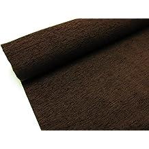 Confección Saymi - Metraje 0,50 mts. tejido Chenilla color Café con ancho 2,80 mts.