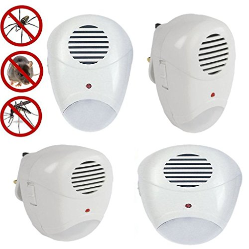 4-pk-ultra-sonic-plug-in-mice-mouse-rodent-rat-spider-ant-repeller-pest-control