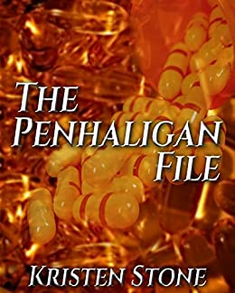 The Penhaligan File by [Stone, Kristen]