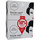 Kojie San Skin Lightening Kojic Acid Soap 135g, 2 Pack