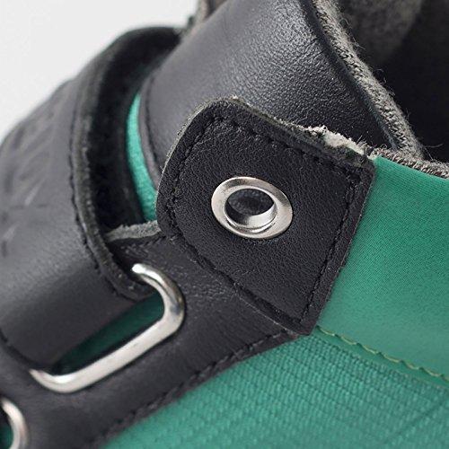 Bobux  Omega Arcadia, Jungen Sneaker Grün grün Grün