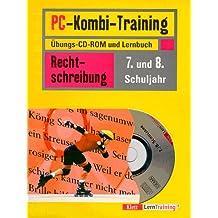 PC-Kombi-Training Rechtschreibung 7+8