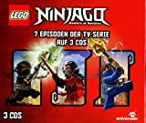 Produkt-Bild: Lego Ninjago Hörspielbox 4