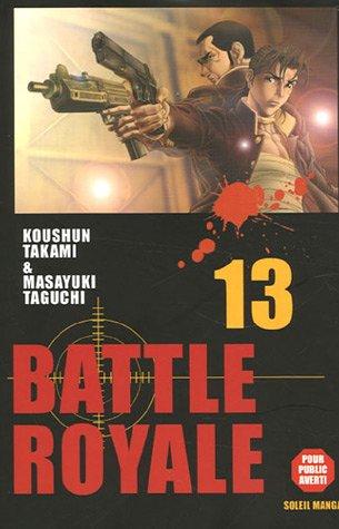 Battle royale Vol.13