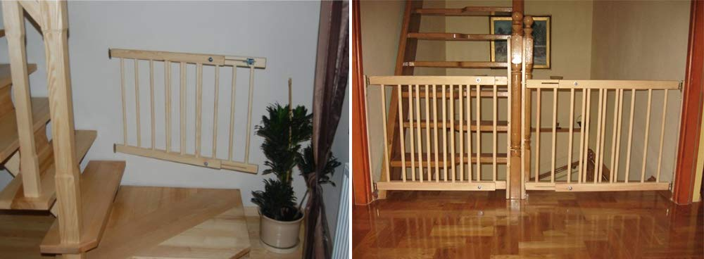 Safety Gate, Stair Protection Fence Fence Balcony Isolation Door 8257  Iso Trade