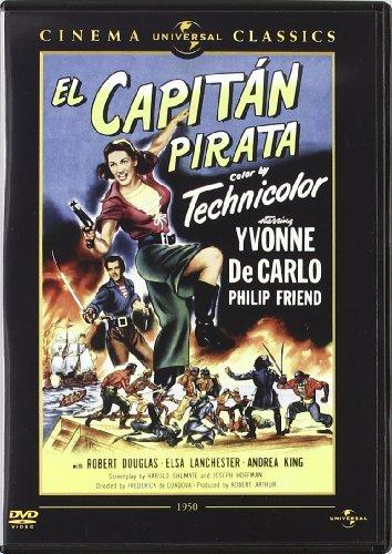 Buccaneer's Girl [ NON-USA FORMAT, PAL, Reg.2 Import - Spain ] by Yvonne De Carlo