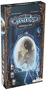 DIXIT Libellud LIBMYST03US Mysterium Secrets and Lies - Juego de expansión