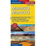 Cartes de voyage Maroc