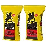 15kg Gaucho Quebracho Grillkohle - Premium Holzkohle | extra lange Brenndauer & heiße Glut