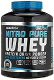 Biotech USA Nitro Pure Whey Kokosnuss-Schokolade, 1er Pack (1 x 2.27 kg)