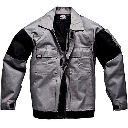 Dickies GDT290 Jacke grau/schwarz GYBXL, WD4910