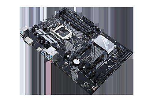 Illuminazione Hdmi : Asus prime z370 p scheda madre con illuminazione led ddr4 4000 mhz