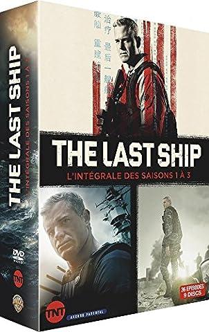 The Last Ship - L'intérale des saisons 1 à 3