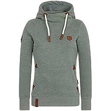 Suchergebnis auf Amazon.de für  naketano kapuzensweatshirt damen 0a967ab829