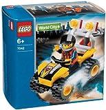 LEGO World City 7042 - Küstenwache Strand-Streife