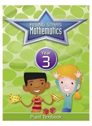 Rising Stars Mathematics Year 3 Textbook