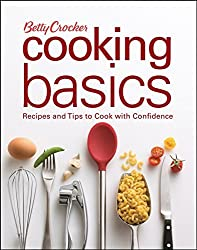 Betty Crocker Cooking Basics: Recipes and Tips toCook with Confidence by Betty Crocker (2008-08-15)