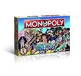 Winning Moves 44796 - Gioco da Tavolo Monopoly One Piece, 8 Anni