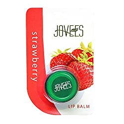 Jovees Strawberry Lip Balm (Pack of 5)