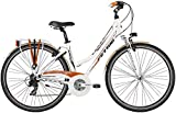 28 Zoll Damen Trekking Fahrrad 24 Gang Ferrini Venue, Rahmengröße:52cm