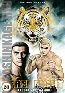 Free Fight Edition simple Tome 20