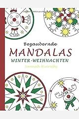 Bezaubernde Mandalas - Winter-Weihnachten Taschenbuch