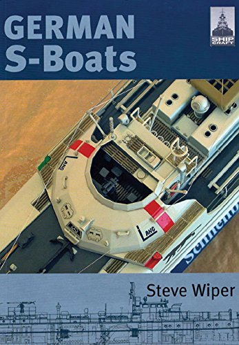 German S Boats (Shipcraft) por Steve Wiper