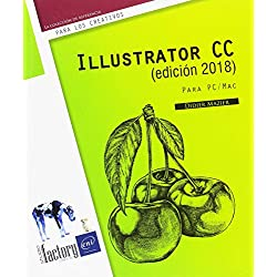 Illustrator CC - edición 2018 para PC/MAC