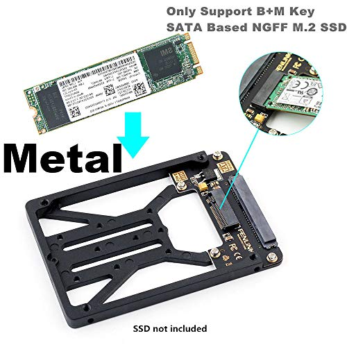 """SSD to 2.5/"""" SATA,M.2 NGFF SATA SSD to 2.5 SATA adapter SATA M.2 NGFF"""