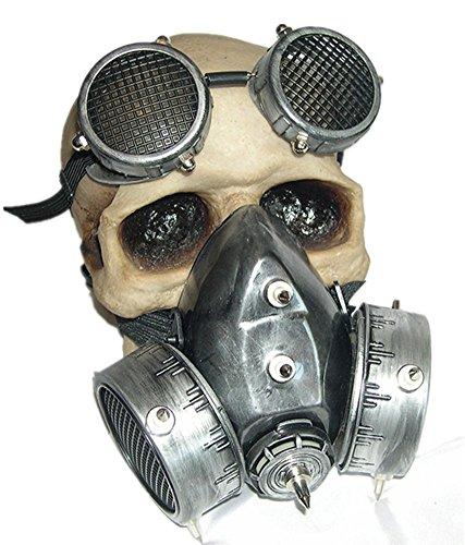 Wei fei Damen und Herren Europa und Amerika Steampunk Kostüm Ball Retro Gas Maske