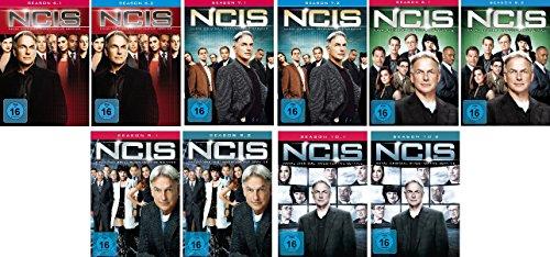 Navy CIS Staffel 6 bis 10 (6.1 - 10.2) im Set - Deutsche Originalware [30 DVDs] Navy Set