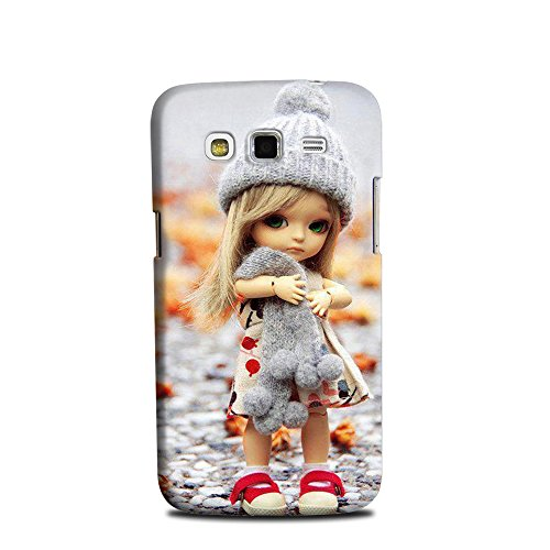 theStyleo Sad Doll Girls Designer Printed Mobile Back case & Cover for Samsung Galaxy Grand 2