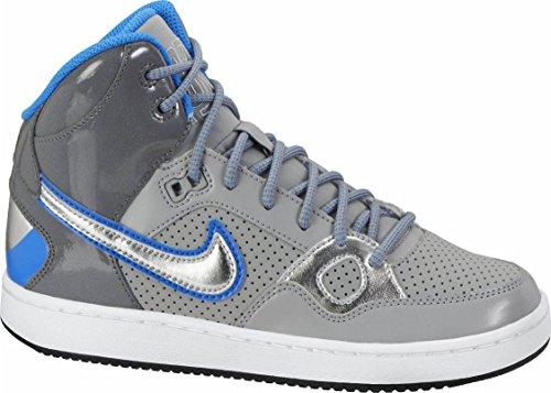 Nike Son Of Force Mid (GS) Grey/White/Royal Grey/white/royal