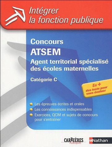 CONCOURS ATSEM N16 CATEGORIE C