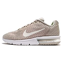 Nike Air Max Sequent 2 Women's Running Shoes, Grey White