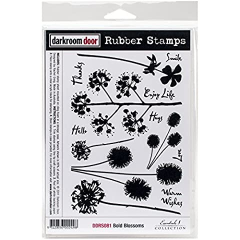Darkroom Door Cling Stamps 7