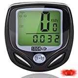 Best Bike Speedometers - Bike Computer Speedometer Wireless Water-proof Bicycle Odometer Cycle Review