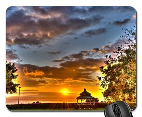Wailea Sunset Maui Hawaii Mouse Pad, Mousepad (Sunsets Mouse Pad)