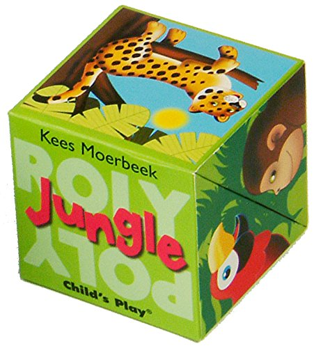 Jungle (Roly Poly Box Books)