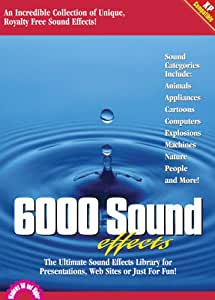 6,000 Sound Effects