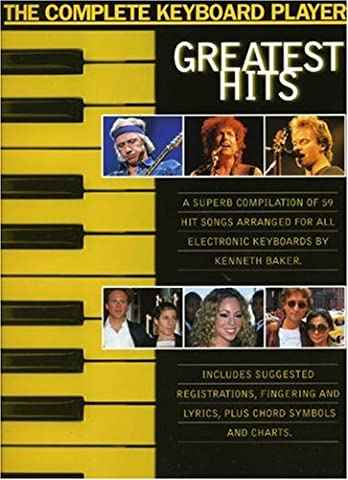 Complete Keyboard Player Greatest Hits