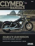 Harley-Davidson FXD Dyna Series 2006-2011 (Clymer Manuals: Motorcycle Repair)