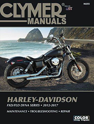 Harley-Davidson Fxd Dyna Series 2006-2011 (Clymer Motorcycle Repair) por Penton